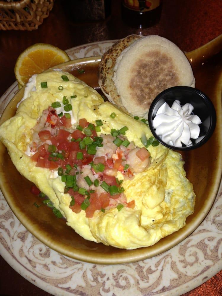Lobster Egg Omelette Yelp