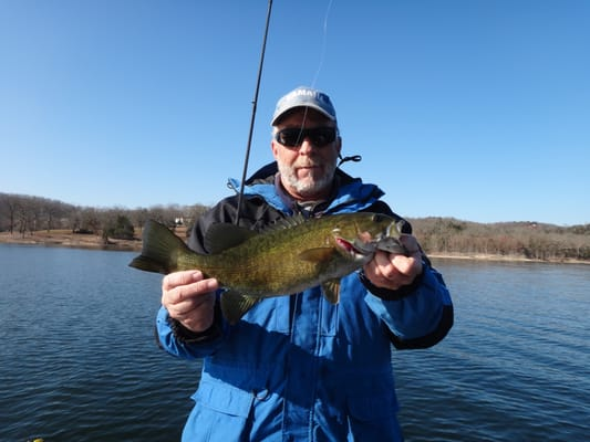 Table Rock Lake Fishing Guide Tours 2040 Indian Point Rd