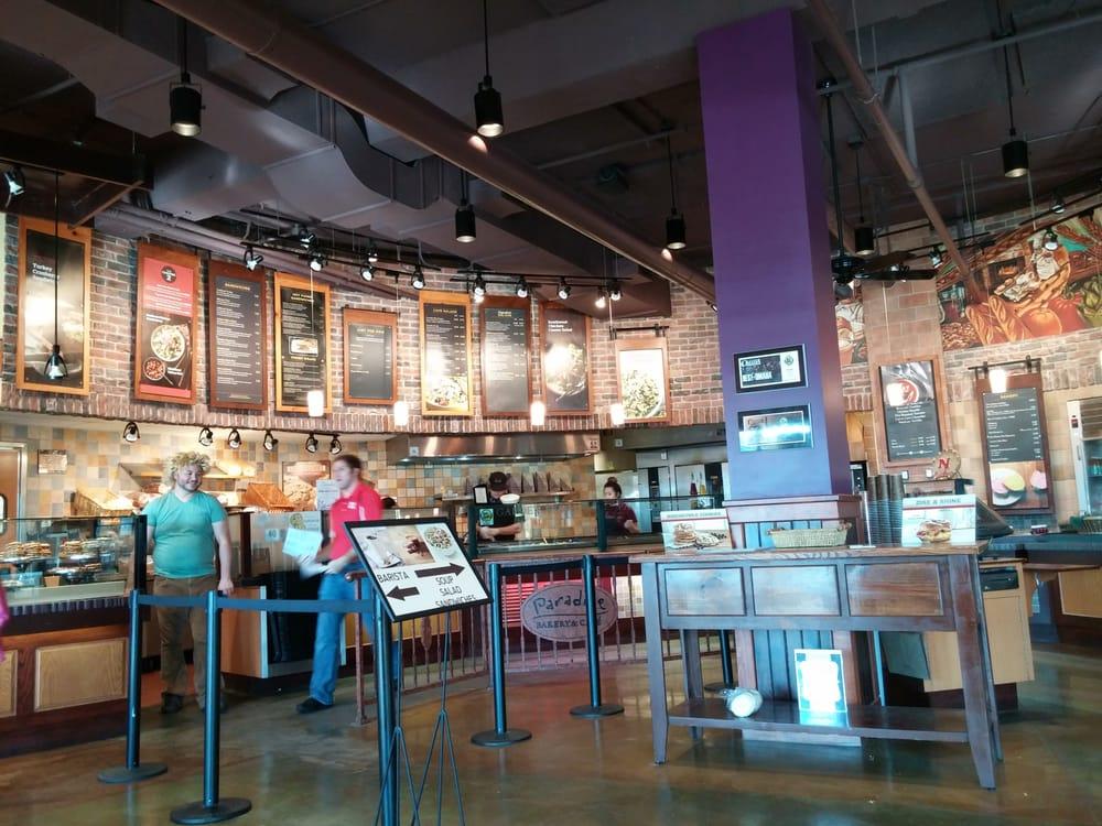 Paradise Cafe Menu Omaha