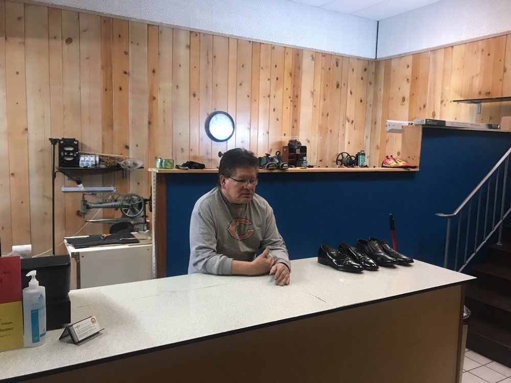 Whiting Shoe Service: 1932 Indianapolis Blvd, Whiting, IN