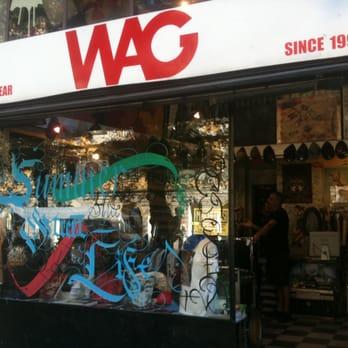 best sneakers 124cb 2c1ae Wag - Abbigliamento - Via De Amicis 28, Centro Storico ...