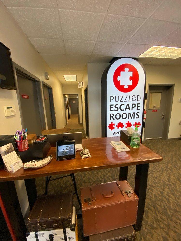 Puzzled Escape Rooms: 3301 University Dr S, Fargo, ND