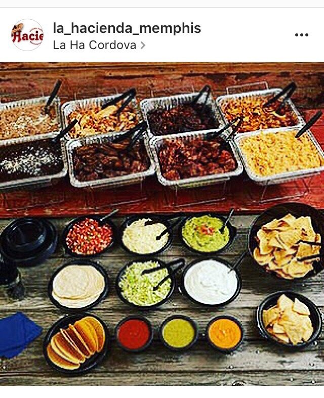 La Hacienda Mexican Restaurant Memphis Tn