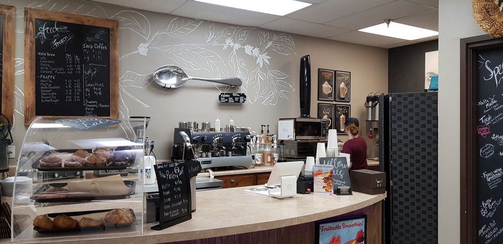 Donna's Daily Grind: 4343 George St, Moody AFB, GA