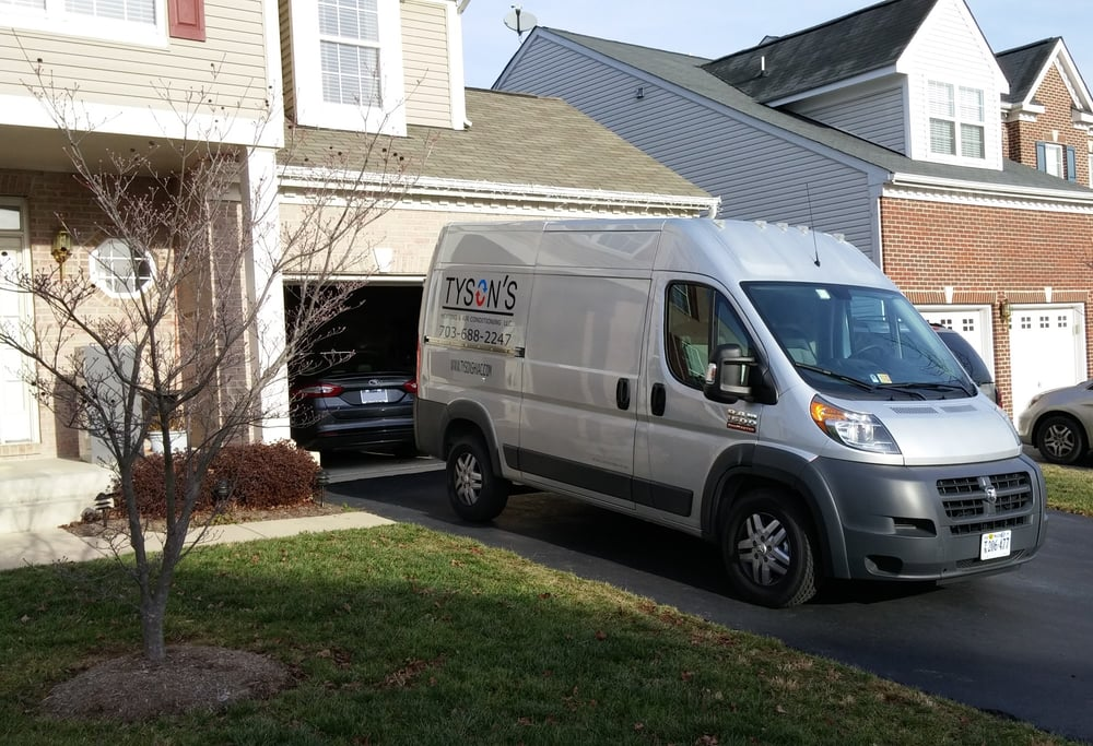 Tyson's Heating & Air Conditioning: 43141 Butterfly Way, Leesburg, VA