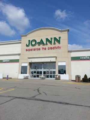 JOANN Fabrics and Crafts 3700 William Penn Hwy Monroeville