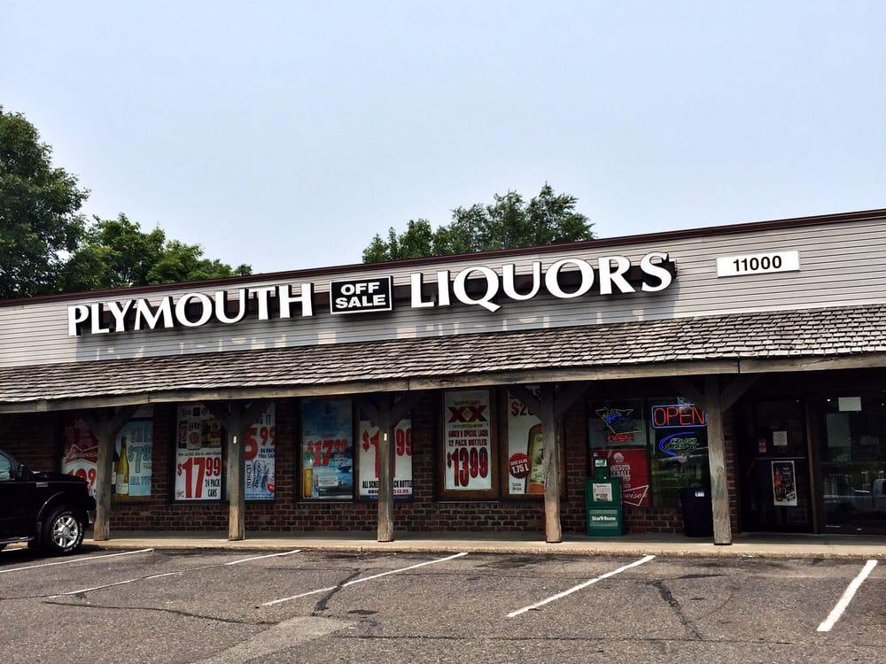 Plymouth Liquor Store: 11000 Hwy 55, Minneapolis, MN