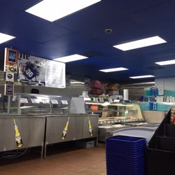 Ocean seafood market 19 22 3835 chesser for Fish market fort worth