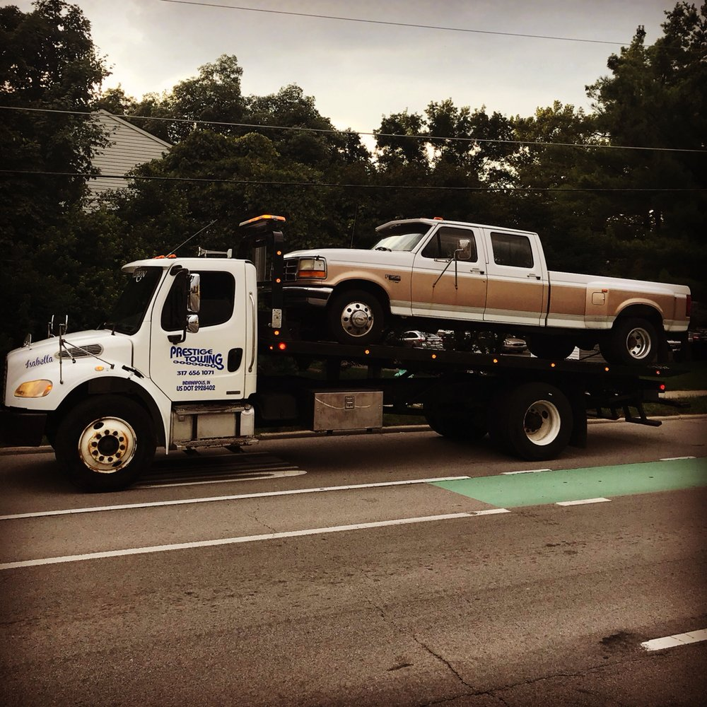 Prestige Towing: 810 Pawnee Rd, Carmel, IN
