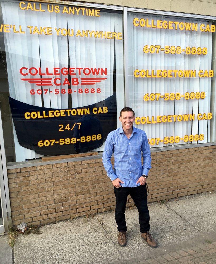 Collegetown Cab: 55 Port Watson St, Cortland, NY