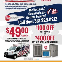 Photo Of Patriot Heating And Cooling Services Geneva Il United States