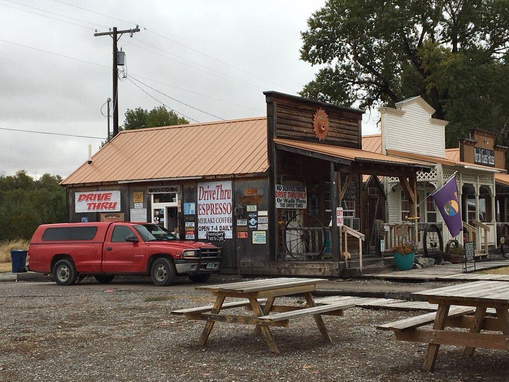 Meraki Coffee: 829 Main Ave N, Choteau, MT