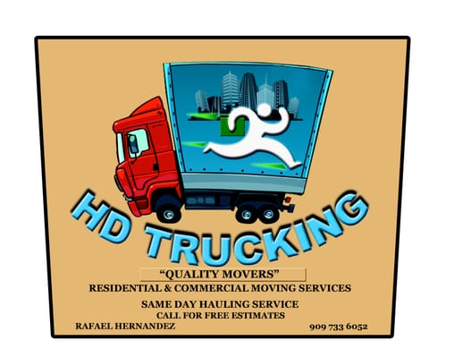 Hd Trucking - Movers - Moreno Valley, CA - Phone Number - Yelp