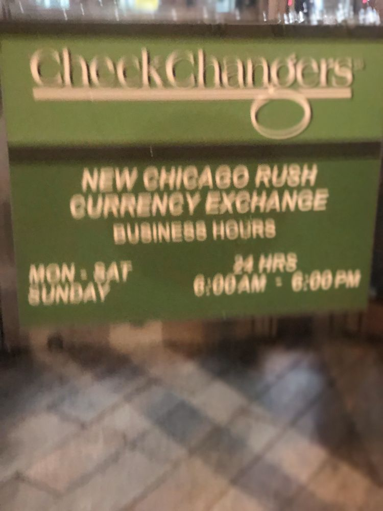 Chicago Rush Currency