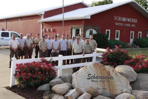 Scharnweber Water Conditioning Inc: 701 S County Rd, Toledo, IA