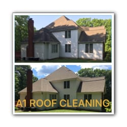 High Quality Photo Of A1 Roof Cleaning   Southborough, MA, United States
