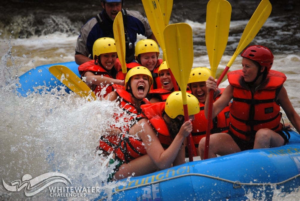 Whitewater Challengers: 16129 Foster Park Rd, Dexter, NY
