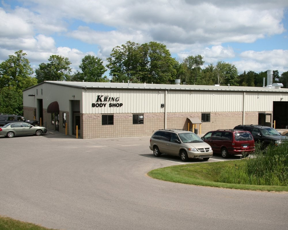 Dave Kring Body Shop: 1837 N US Hwy 31, Petoskey, MI