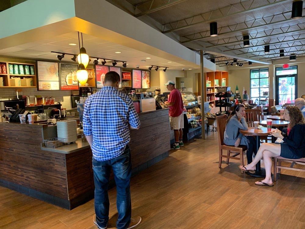 Starbucks: 1500-1 University Blvd W, Jacksonville, FL