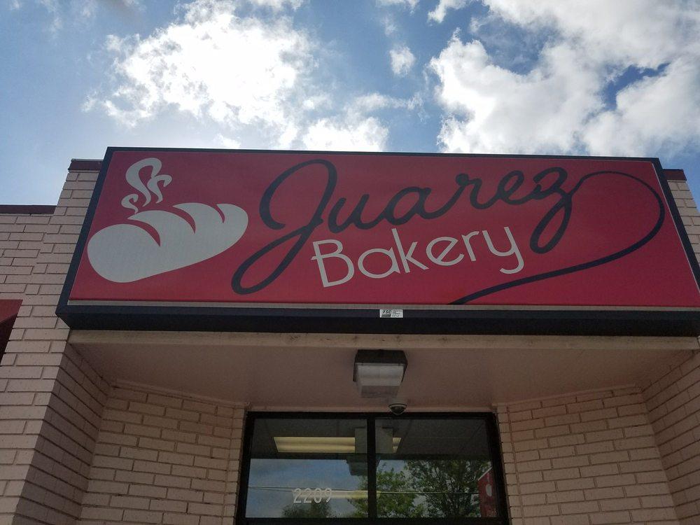 Juarez Bakery: 2209 S Seneca St, Wichita, KS