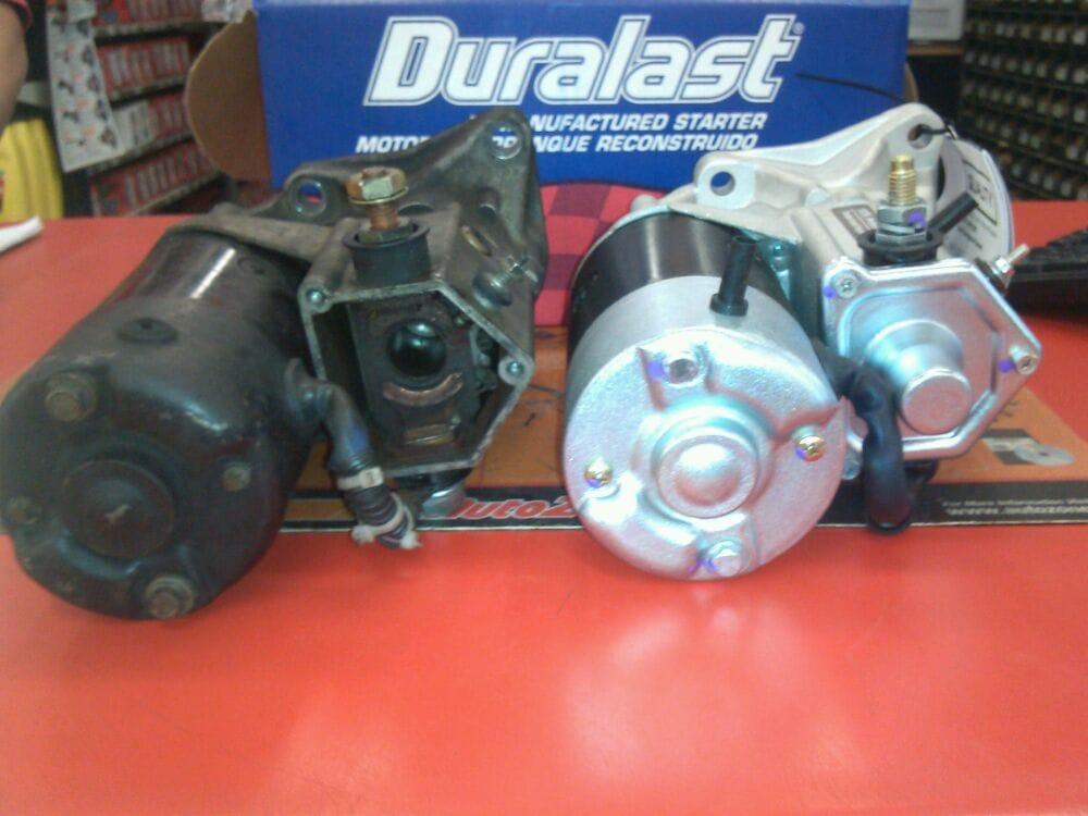 All Star Starter & Alternator - Auto Parts & Supplies - 115 College ...