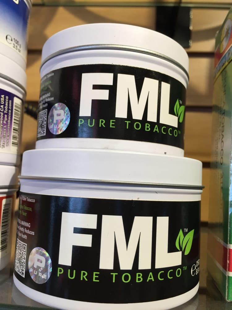 FML Pure Tobacco - Yelp
