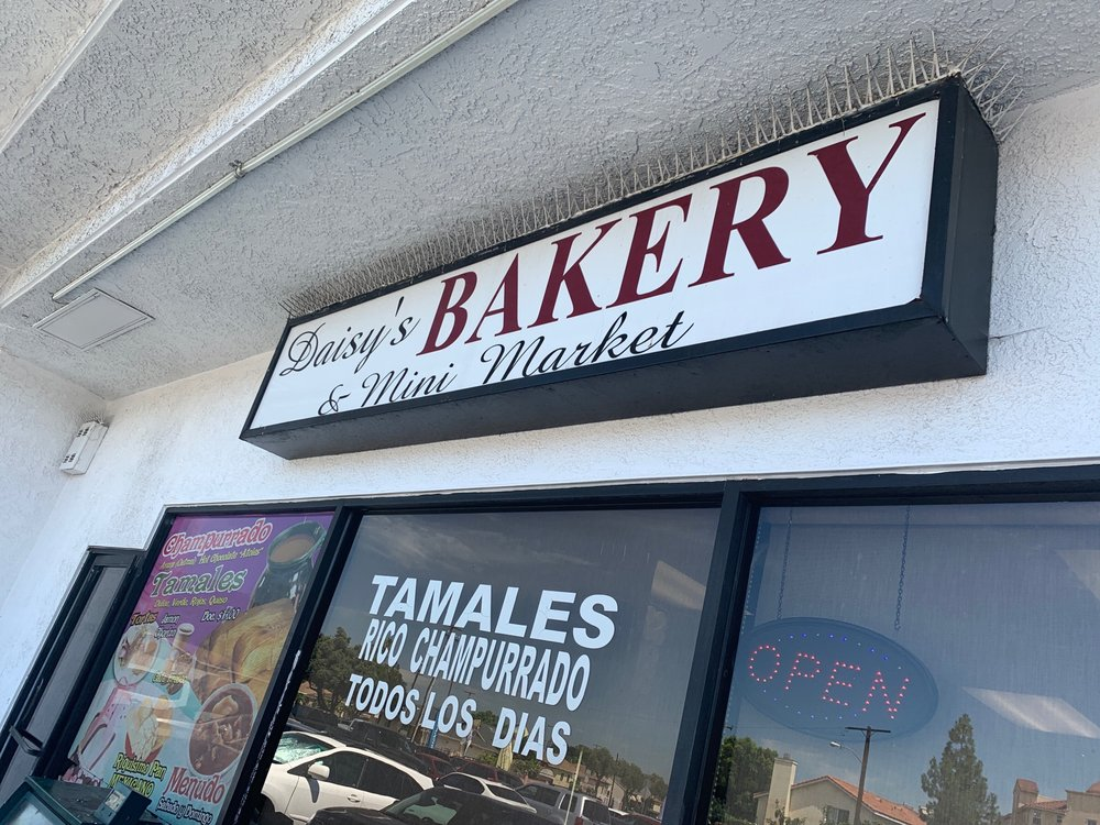 Daisy's Bakery: 1611 Durfee Ave, South El Monte, CA