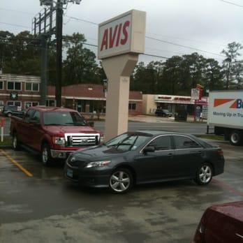 Alamo Car Rental Humble Tx