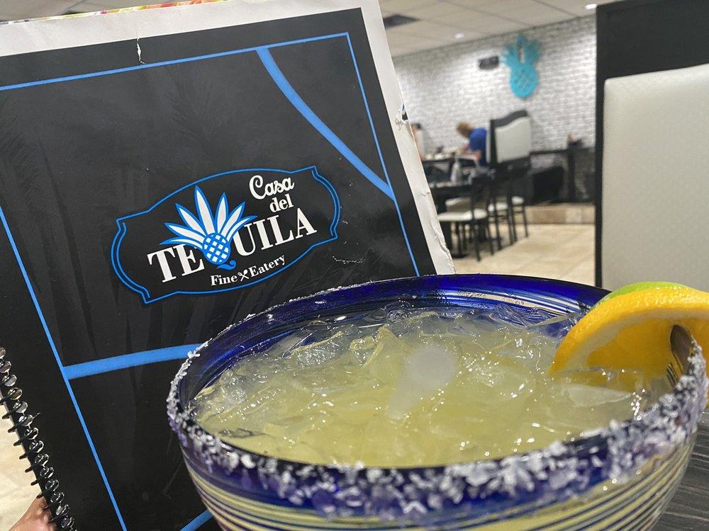 Casa Del Tequila: 6000 S Lewis Ave, Tulsa, OK