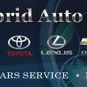 Before Photo Of Hybrid Auto Center Las Vegas Nv United States