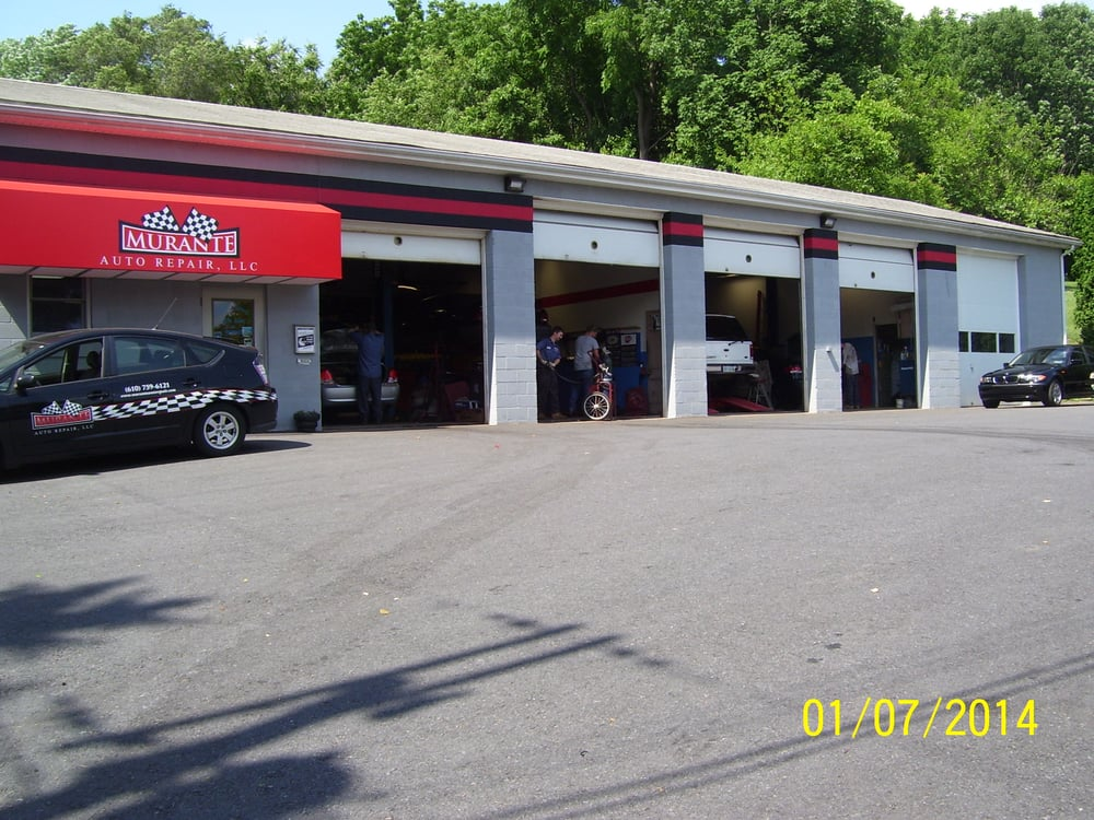 Murante Auto Repair: 128 W Beil Ave, Nazareth, PA