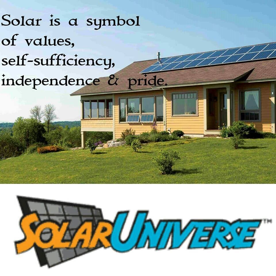 Solar is a symbol of values self sufficiency independence and photo of repower brentwood brentwood ca united states solar is a symbol biocorpaavc Images