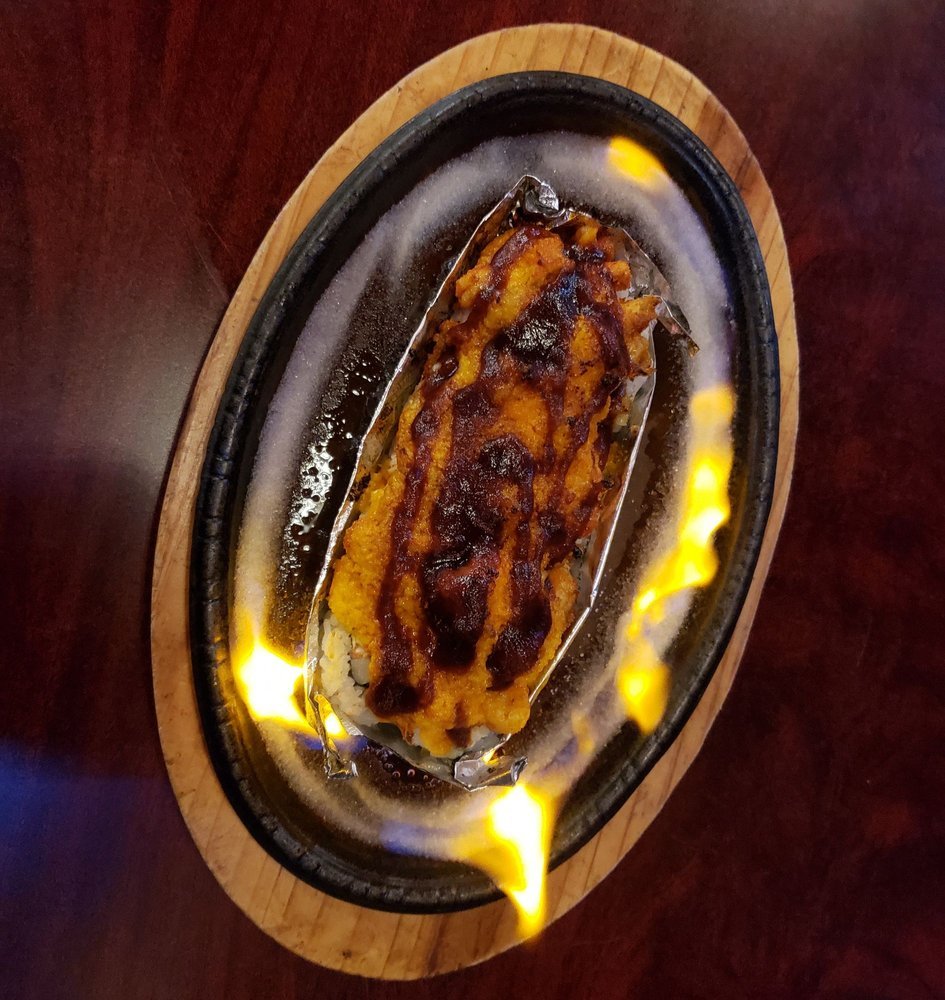Lobster in fireee - Yelp