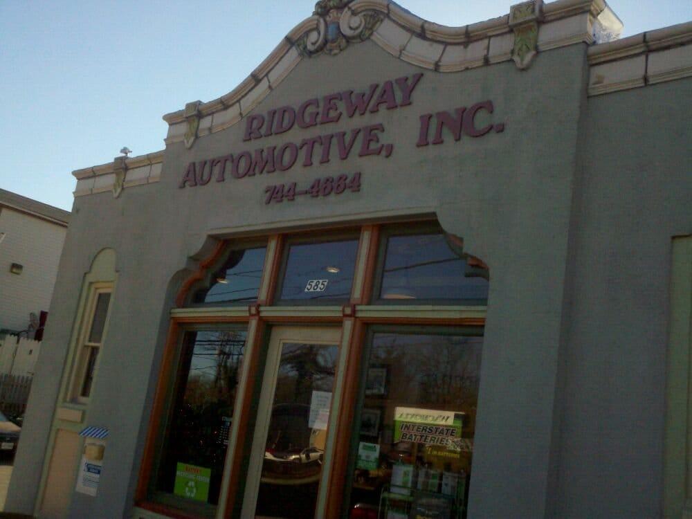 Ridgeway Automotive: 585 Frederick Rd, Catonsville, MD