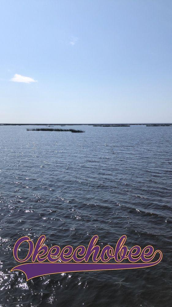 Lake Okeechobee North Pier: 900 Florida 78, Okeechobee, FL