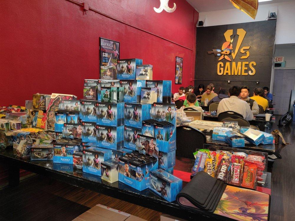 Versus Games - 38 Photos & 90 Reviews - Hobby Shops - 1716
