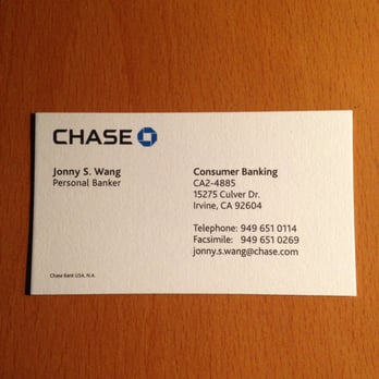chase personal banker photo of chase bank irvine ca united states