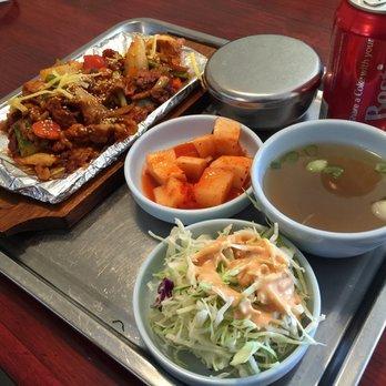 Korean Restaurant Hoffman Estates Il
