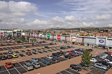 Middlebrook Retail & Leisure Park