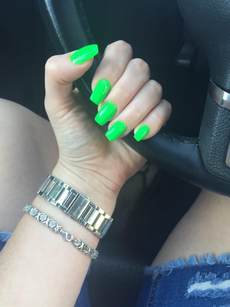 Seattle long nail