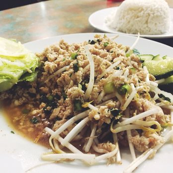Charming Photo Of Bamboo Kitchen   Cincinnati, OH, United States. Larb Gai