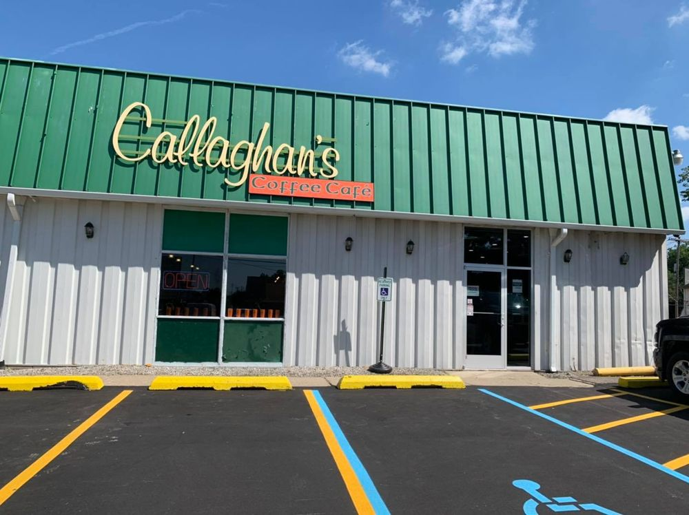 Callaghan's Coffee Cafe: 109 S Main St, Brooklyn, MI