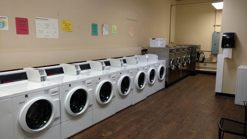 Eastwind Laundry: 265 SW 2nd St, Stevenson, WA
