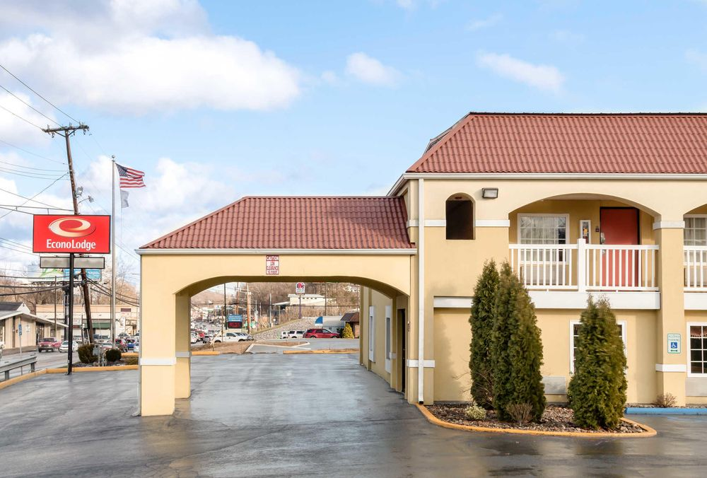 Econo Lodge: 3325 US Route 60, Huntington, WV