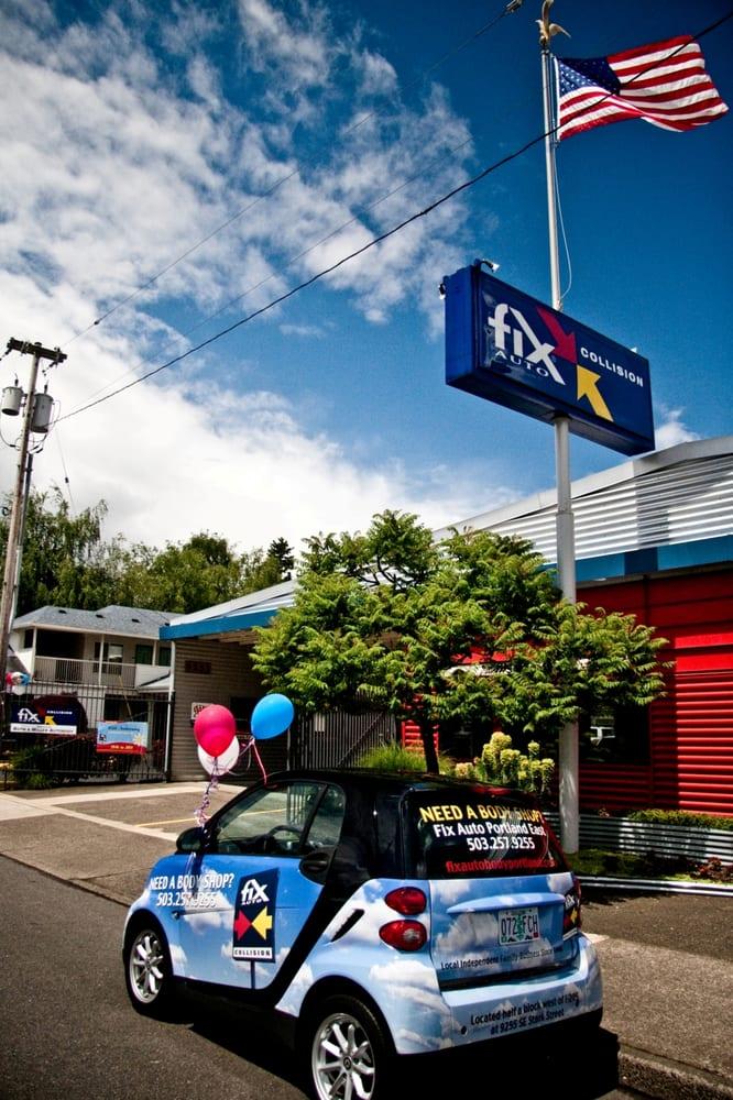 Fix Auto - Portland East