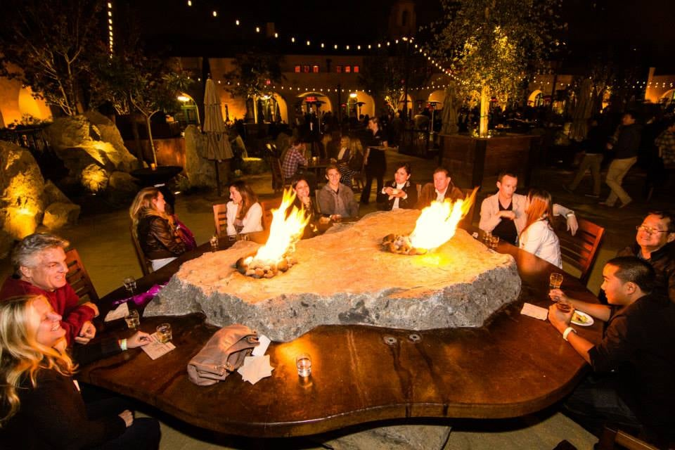 The Highly Sought After Firepit Table Yelp