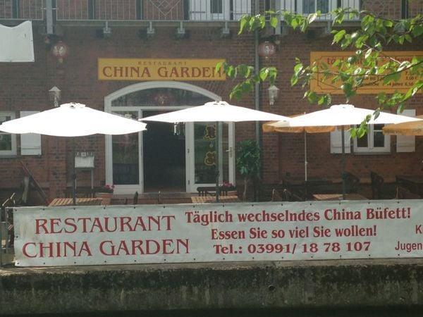 China Garden Chinese Kietzstr 17 Waren Mecklenburg