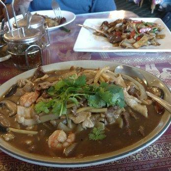 Santa Barbara Take Out Thai Food