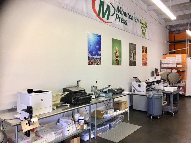 Minuteman Press Of Grand Prairie