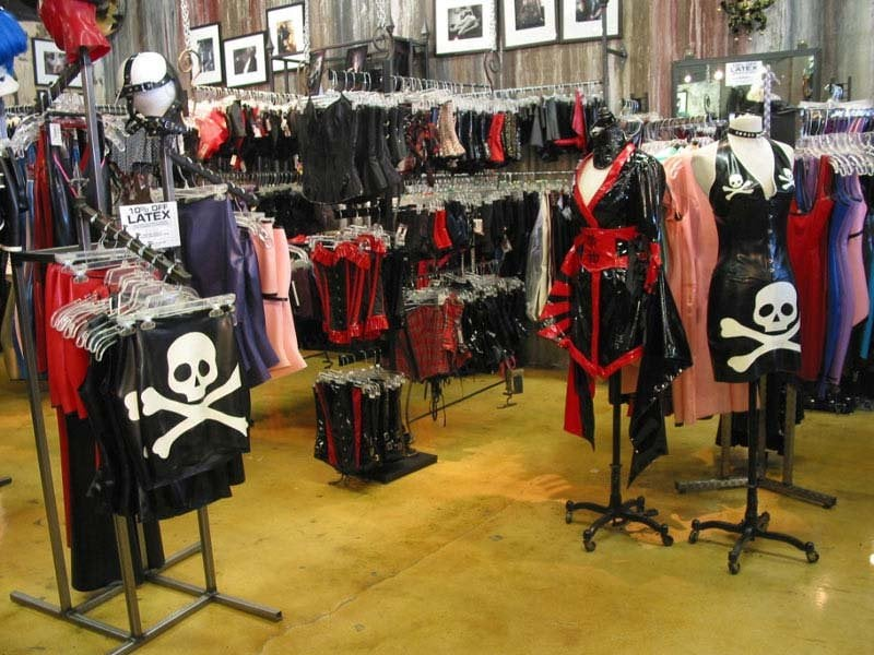 Fetish factory store picture 113
